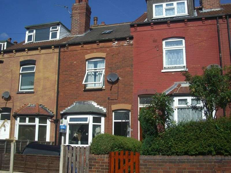 4 Bedrooms Terraced House for sale in Nowell Terrace, Leeds