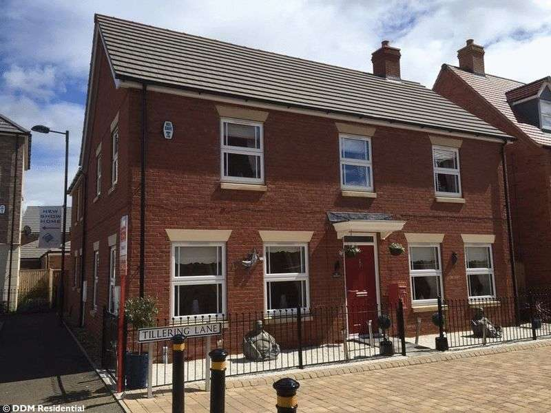 4 Bedrooms Detached House for sale in Tillering Lane, Scartho Top, Grimsby