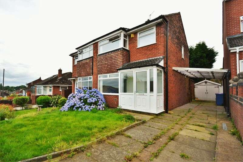 3 Bedrooms Semi Detached House for sale in Belmont Avenue, Swinton, Manchester