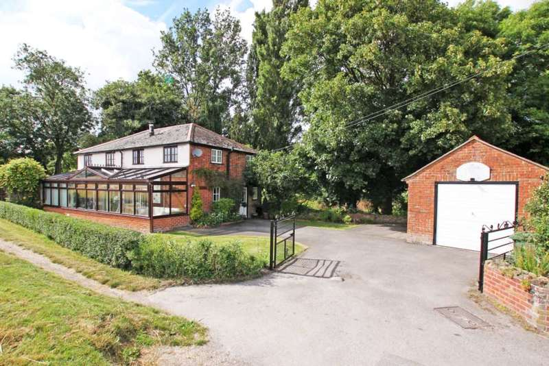4 Bedrooms Detached House for sale in Fieldside, East Hagbourne
