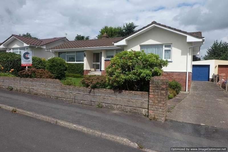 3 Bedrooms Detached Bungalow for sale in Rumsam, Newport, Barnstaple