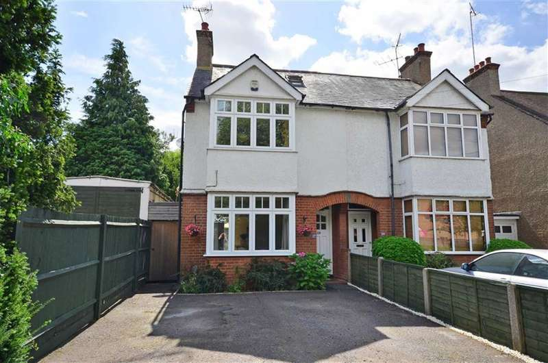 3 Bedrooms Property for sale in Harefield Road, Rickmansworth, Hertfordshire, WD3