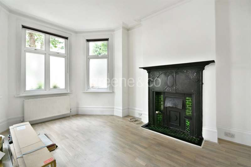 2 Bedrooms Flat for sale in Chichele Road, London, NW2