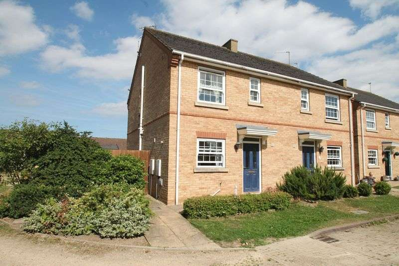 3 Bedrooms Semi Detached House for sale in The Maltings, Long Sutton