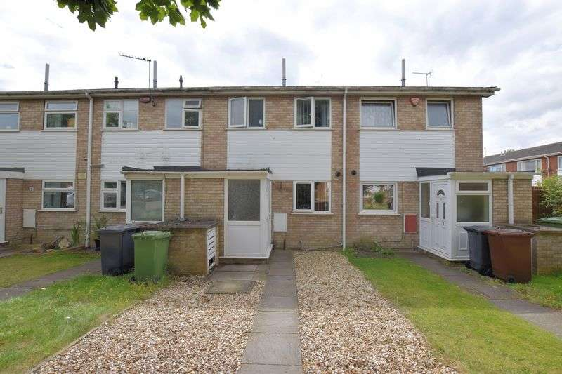 2 Bedrooms Terraced House for sale in Boswell Grove, Lincoln