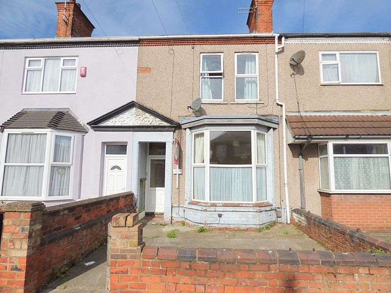 4 Bedrooms Terraced House for sale in Park Street, DN32 7NS