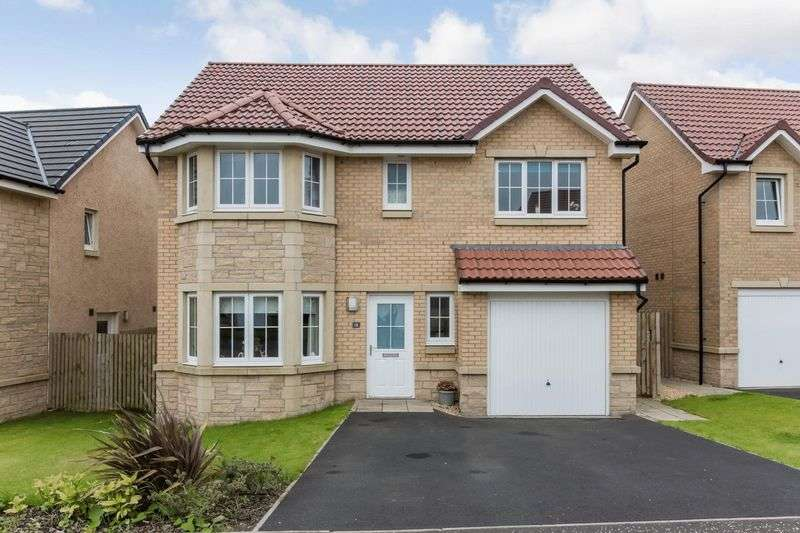 4 Bedrooms Detached House for sale in Birch Grove, Cowdenbeath