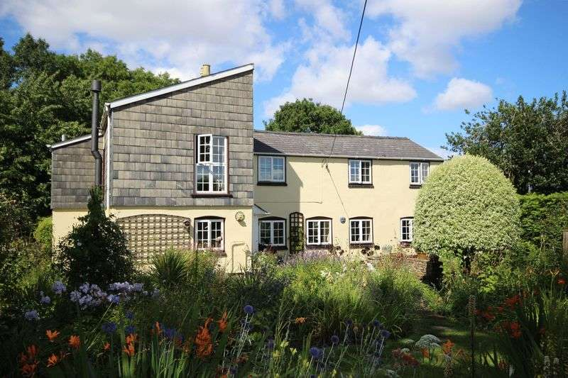 3 Bedrooms Detached House for sale in Llangrove, Nr Ross-on-Wye