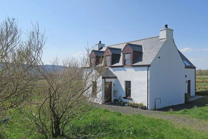 3 Bedrooms Cottage House for sale in Achachork, Portree