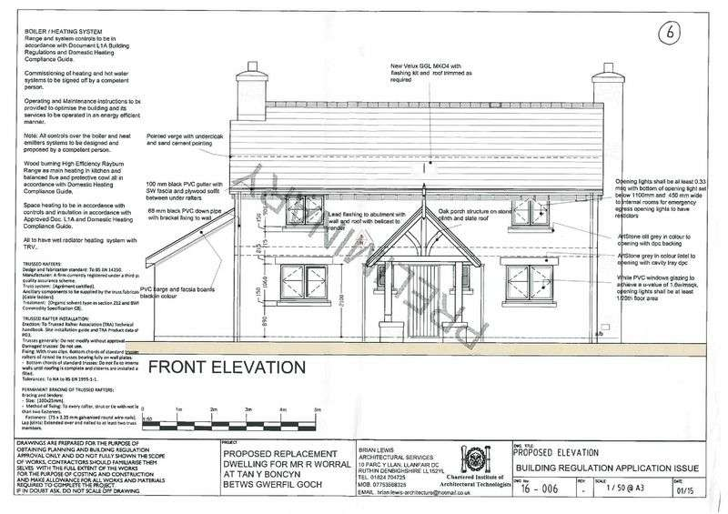 3 Bedrooms Land Commercial for sale in Betws Gwerfil Goch, Corwen