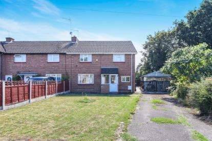 3 Bedrooms End Of Terrace House for sale in Castle Road, Alcester, Warwickshire, Alcester Road