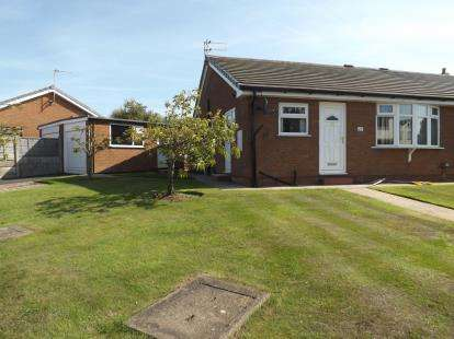 2 Bedrooms Bungalow for sale in Carisbrooke Avenue, Blackpool, Lancashire, ., FY4