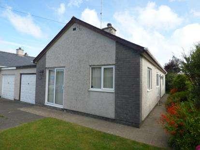 3 Bedrooms Bungalow for sale in Lon Penrhos, Morfa Nefyn, Pwllheli, Gwynedd, LL53