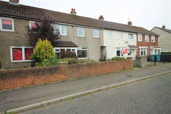 3 Bedrooms Terraced House for sale in Dudley Drive, Coatbridge