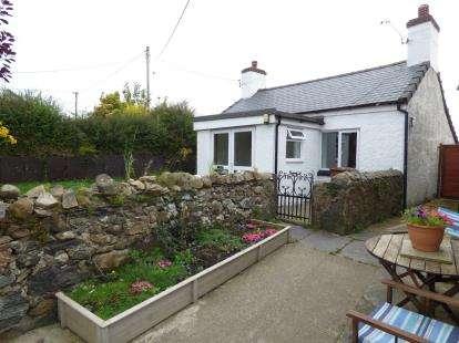 2 Bedrooms Bungalow for sale in Llanddeiniolen, Caernarfon, Gwynedd, LL55