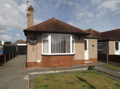 2 Bedrooms Bungalow for sale in Ceri Avenue, Prestatyn, Denbighshire, LL19