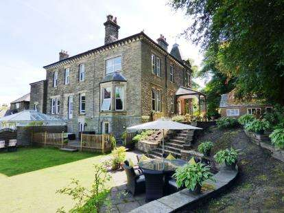 8 Bedrooms Semi Detached House for sale in St. Johns Road, Buxton, Derbyshire