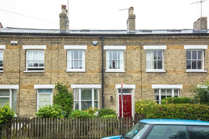 3 Bedrooms Terraced House for sale in Long Lane, East Finchley, London, N2
