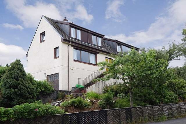 6 Bedrooms Detached House for sale in Cromarty Crescent, Lochaber, Fort William, PH33 6LN