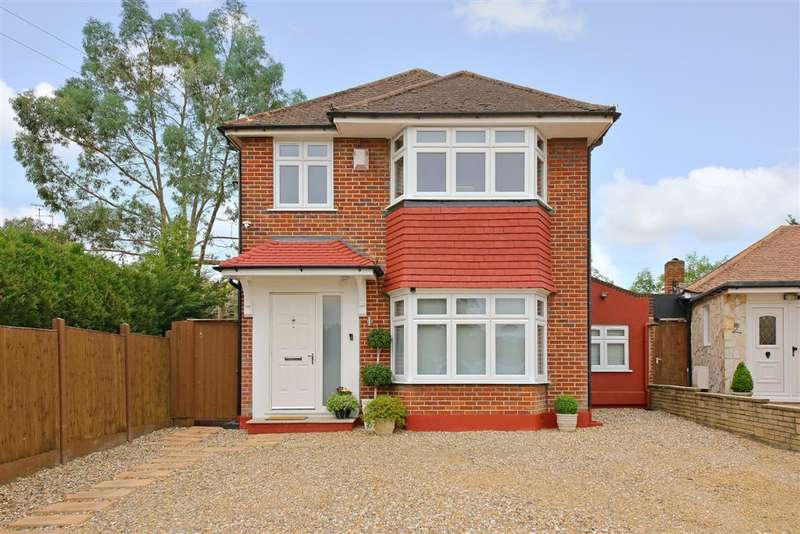 3 Bedrooms Detached House for sale in HARTLAND CLOSE