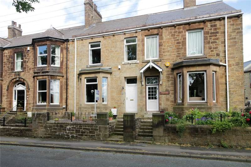 4 Bedrooms Terraced House for sale in Aynsley Terrace, Consett, County Durham, DH8