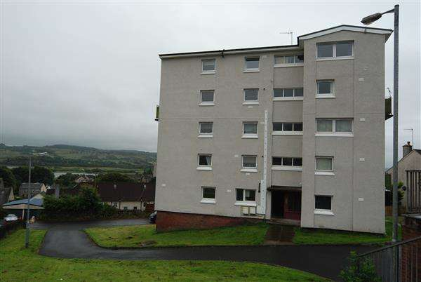 2 Bedrooms Maisonette Flat for sale in Ewing Road, Lochwinnoch