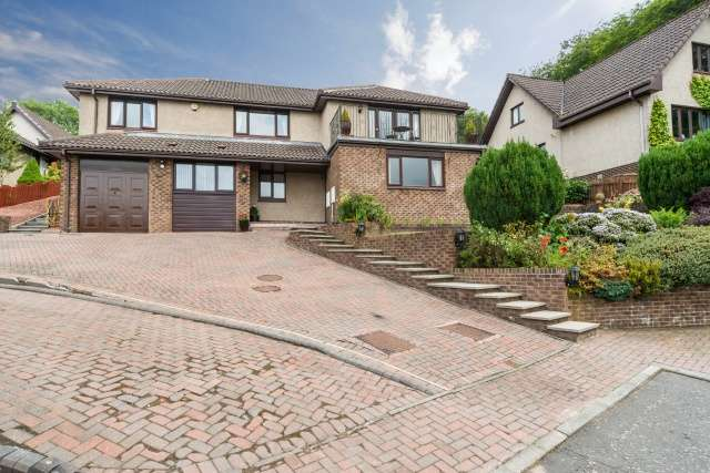4 Bedrooms Detached House for sale in The Glen, Torphichen Road, Bathgate, West Lothian, EH48 4LJ