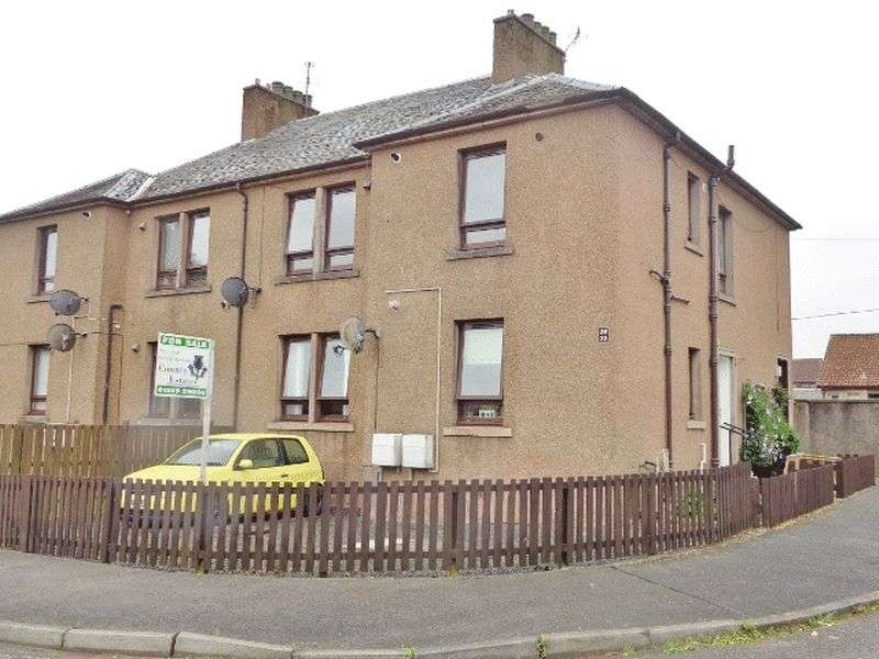 2 Bedrooms Flat for sale in 22 ZETLAND STREET, CLACKMANNAN