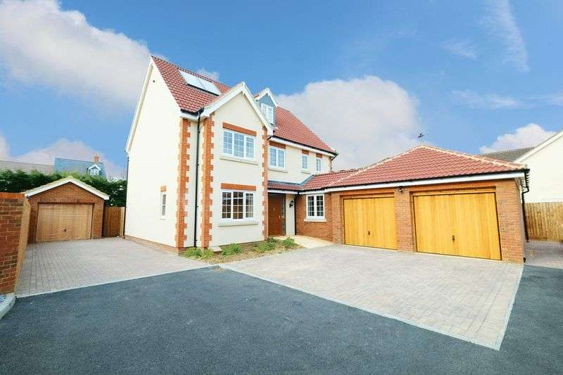 5 Bedrooms Detached House for sale in The Rosary, Dane Lane, Wilstead, Bedford