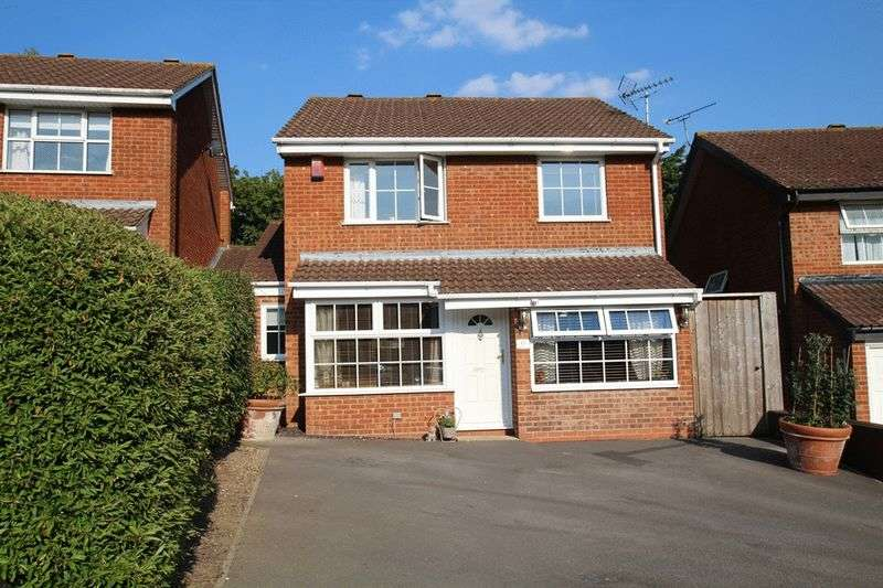 4 Bedrooms Detached House for sale in Roundway Down, Swindon