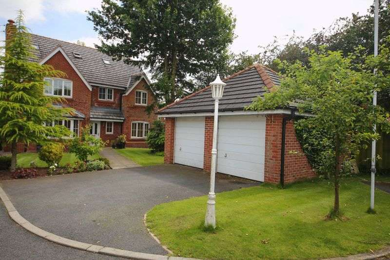 6 Bedrooms Detached House for sale in Orchard Court, Billinge, Wigan