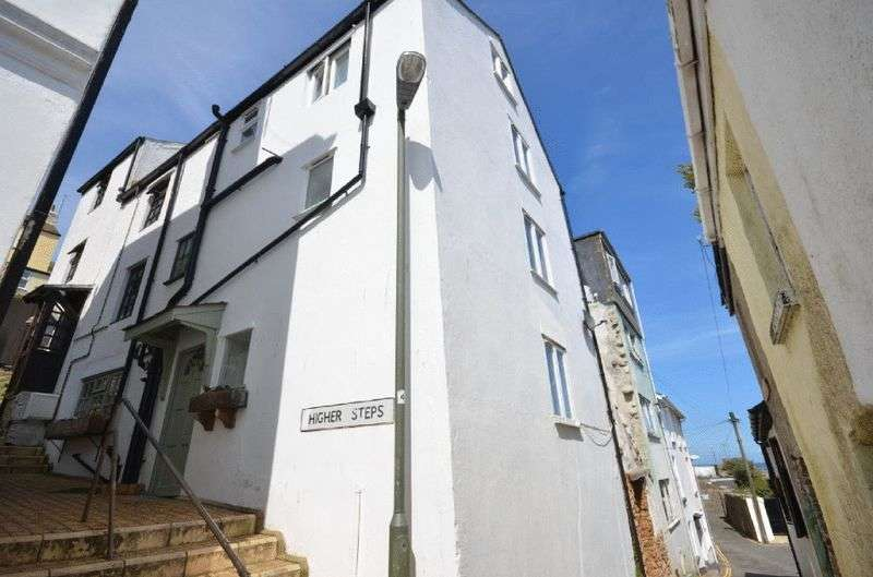 3 Bedrooms Semi Detached House for sale in HIGHER STREET, BRIXHAM