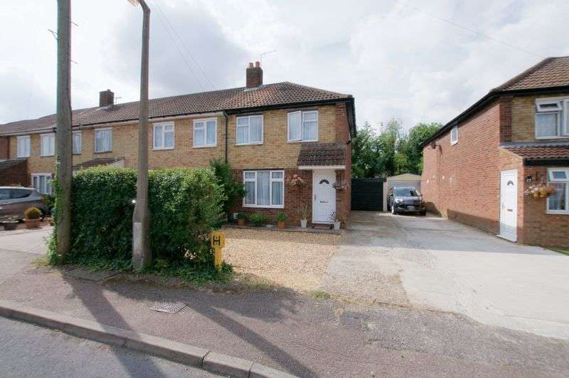 2 Bedrooms Terraced House for sale in Elm Walk, Royston