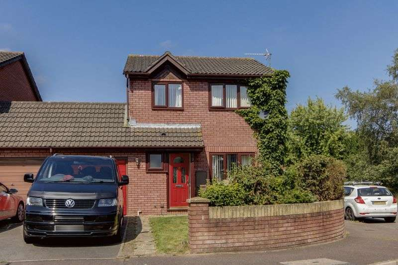 3 Bedrooms Semi Detached House for sale in Orchid Close, Cardiff