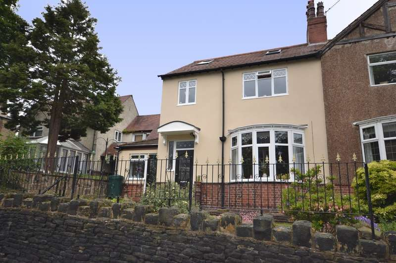 4 Bedrooms Semi Detached House for sale in Beaumont Park Road, Beaumont Park, Huddersfied
