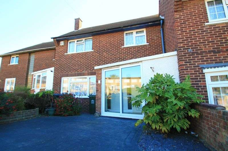 2 Bedrooms Terraced House for sale in Trevithick Drive, Dartford