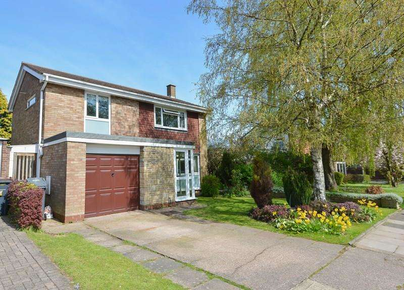 3 Bedrooms Detached House for sale in Porters Croft, Harborne