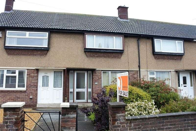 2 Bedrooms Terraced House for sale in Blackwell Road, Carlisle