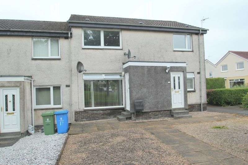 2 Bedrooms Flat for sale in The Poplars, Tullibody