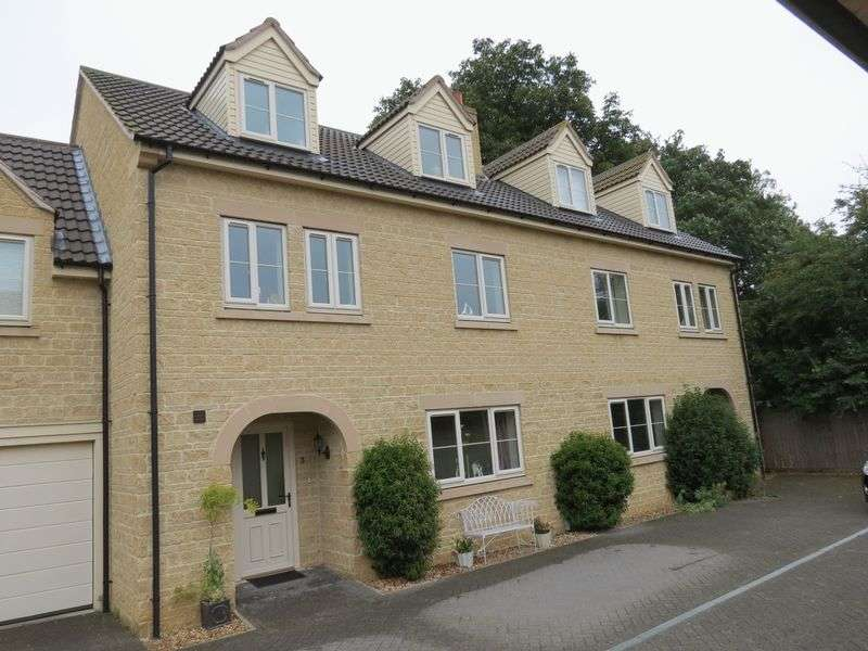 4 Bedrooms Semi Detached House for sale in Dyke Village