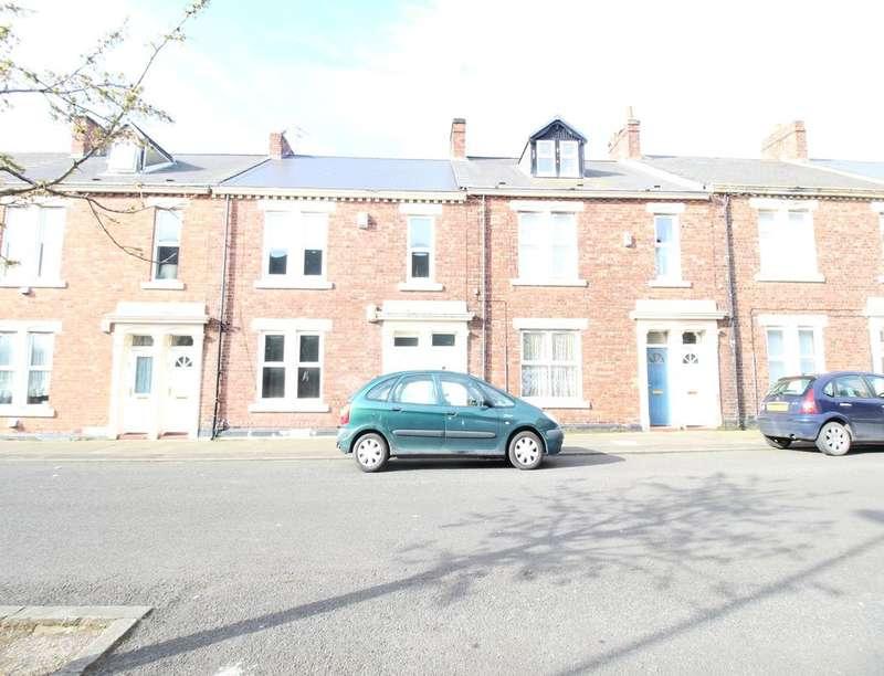 3 Bedrooms Flat for sale in George Street, WALLSEND, NE28