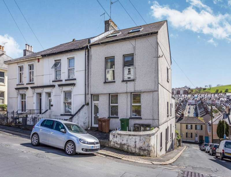 3 Bedrooms Flat for sale in Alexandra Road, Ford, Plymouth, PL2