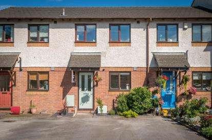 2 Bedrooms Terraced House for sale in Warne Place, Lancaster, Lancashire, LA1