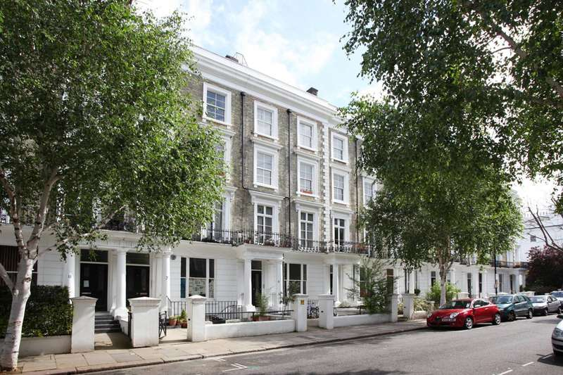 3 Bedrooms Maisonette Flat for sale in Durham Terrace, Notting Hill, W2