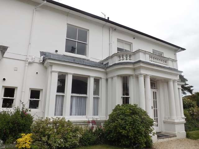 2 Bedrooms Ground Flat for sale in Greenhill House, Greenhill, Evesham