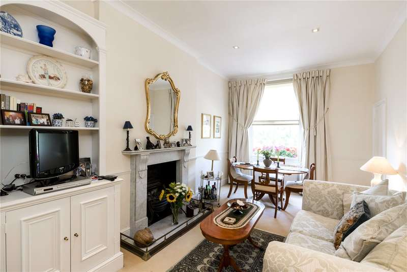 1 Bedroom Flat for sale in Brunswick Gardens, London, W8