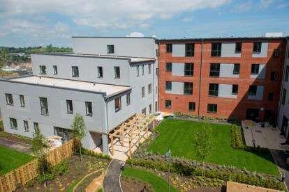 2 Bedrooms Retirement Property for sale in Western Road, Newton Abbot, Devon