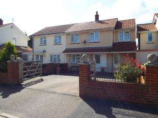 3 Bedrooms Semi Detached House for sale in St. Gregorys Close, Deal, Kent