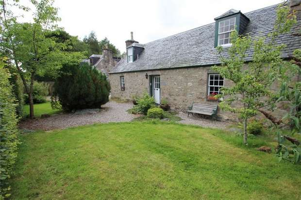 4 Bedrooms Detached House for sale in Glenferness, NAIRN, Highland