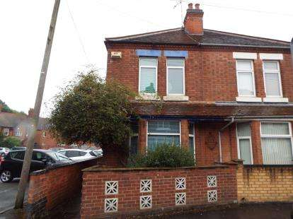 3 Bedrooms Semi Detached House for sale in Riversley Road, Nuneaton, Warwickshire
